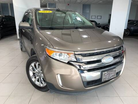 2014 Ford Edge for sale at Auto Mall of Springfield in Springfield IL