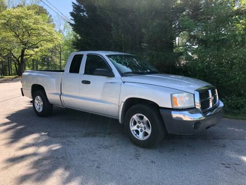 2005 Dodge Dakota for sale at CAR STOP INC in Duluth GA
