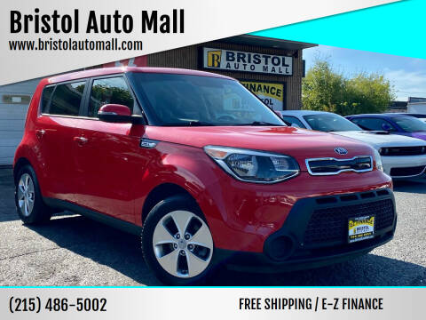 2014 Kia Soul for sale at Bristol Auto Mall in Levittown PA