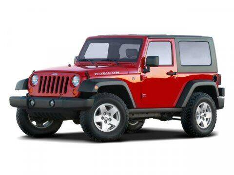 2008 Jeep Wrangler for sale at BEAMAN TOYOTA in Nashville TN