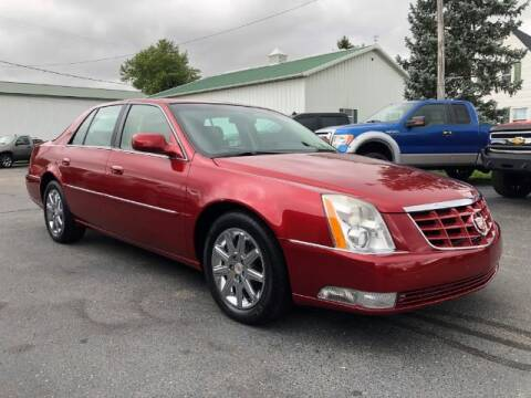 2011 Cadillac DTS for sale at Tip Top Auto North in Tipp City OH