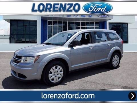 2015 Dodge Journey for sale at Lorenzo Ford in Homestead FL