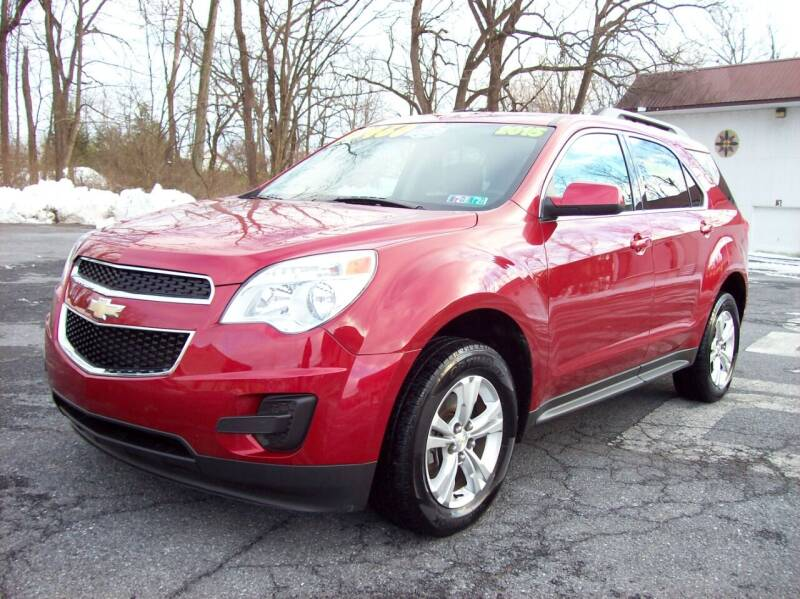 2015 Chevrolet Equinox for sale at Clift Auto Sales in Annville PA