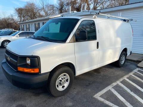 2013 Chevrolet Express Cargo for sale at NextGen Motors Inc in Mt. Juliet TN