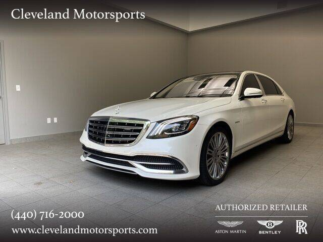 2018 Mercedes-Benz S-Class for sale at Drive Options in North Olmsted OH
