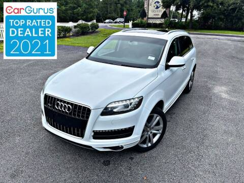 2014 Audi Q7 for sale at Brothers Auto Sales of Conway in Conway SC