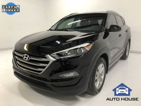 2017 Hyundai Tucson for sale at Auto House Phoenix in Peoria AZ