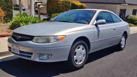 2001 Toyota Camry Solara for sale at Apollo Auto El Monte in El Monte CA