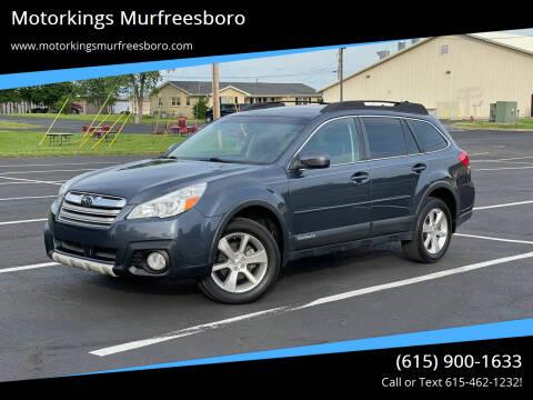 2014 Subaru Outback for sale at Motorkings Murfreesboro in Murfreesboro TN