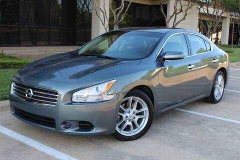2011 Nissan Maxima for sale at DFW Universal Auto in Dallas TX