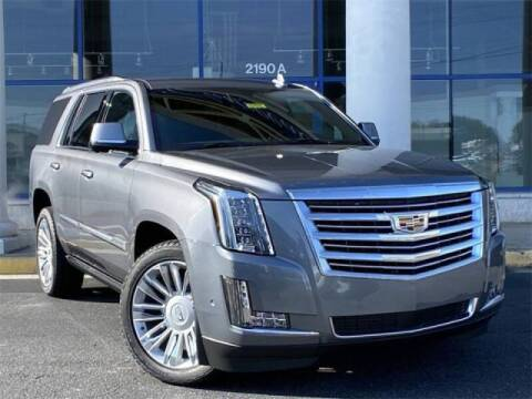 2020 Cadillac Escalade for sale at Southern Auto Solutions - Georgia Car Finder - Southern Auto Solutions - Capital Cadillac in Marietta GA