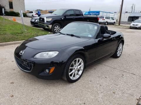 2009 Mazda MX-5 Miata for sale at DFW Autohaus in Dallas TX