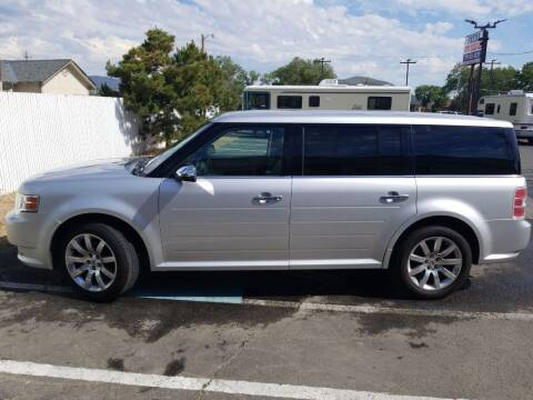 2012 Ford Flex for sale at Freds Auto Sales LLC in Carson City NV