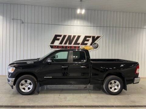 2020 RAM Ram Pickup 1500 for sale at Finley Motors in Finley ND