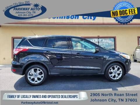 2013 Ford Escape for sale at PARKWAY AUTO SALES OF BRISTOL - PARKWAY AUTO JOHNSON CITY in Johnson City TN