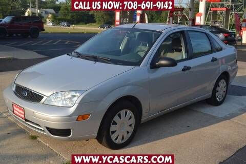2005 Ford Focus for sale at Your Choice Autos - Crestwood in Crestwood IL