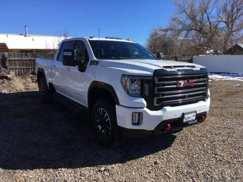 2020 GMC Sierra 2500HD for sale at Northwest Auto Sales & Service Inc. in Meeker CO