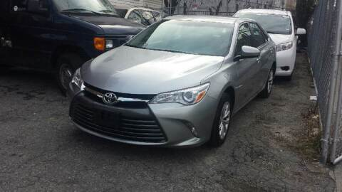 2016 Toyota Camry for sale at A & R Auto Sales in Brooklyn NY