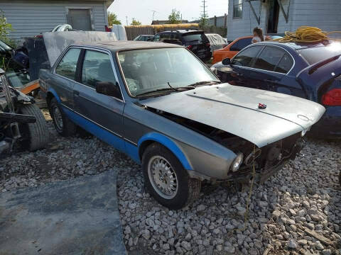 1985 BMW 325 coupe manual 5 speed  for sale at EHE Auto Sales in Marine City MI