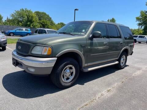 2000 Ford Expedition for sale at Auto Land Inc - Autoland of Thornburg in Spotsylvania VA