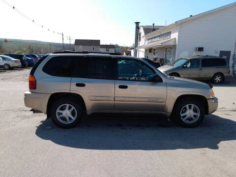 2005 GMC Envoy for sale at ROUTE 119 AUTO SALES & SVC in Homer City PA