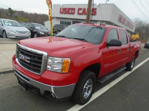 2009 GMC Sierra 2500HD for sale at Island Auto Buyers in West Babylon NY