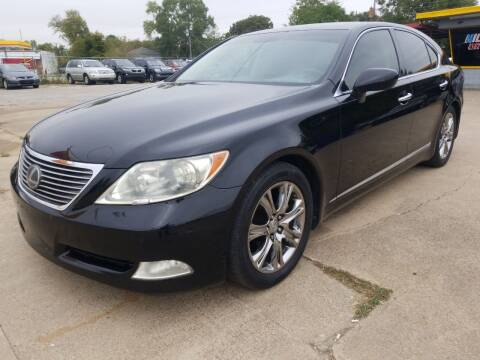 2007 Lexus LS 460 for sale at Nile Auto in Fort Worth TX