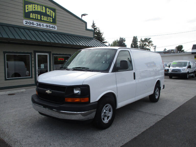 2008 Chevrolet Express Cargo for sale at Emerald City Auto Inc in Seattle WA