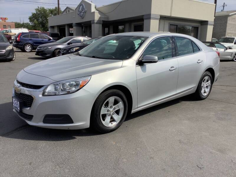 2016 Chevrolet Malibu Limited for sale at Beutler Auto Sales in Clearfield UT