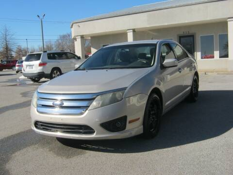 2010 Ford Fusion for sale at Premier Motor Co in Springdale AR