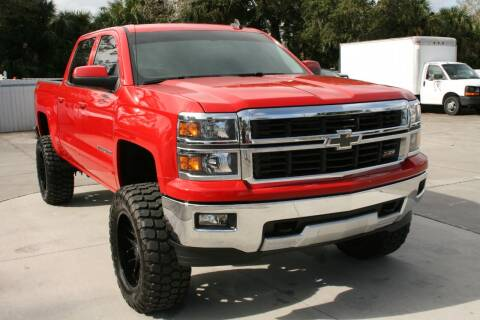 2015 Chevrolet Silverado 1500 for sale at Mike's Trucks & Cars in Port Orange FL