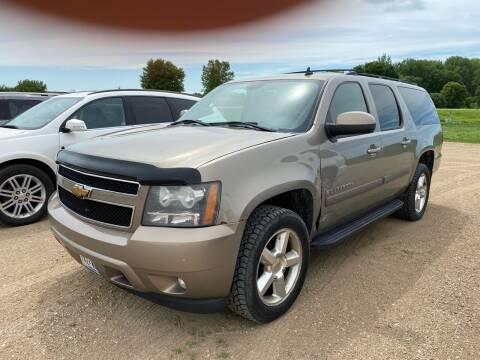 2007 Chevrolet Suburban for sale at RDJ Auto Sales in Kerkhoven MN