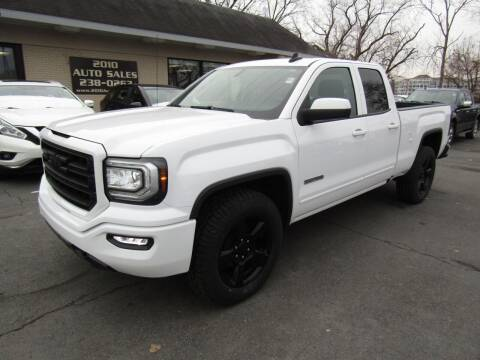 2017 GMC Sierra 1500 for sale at 2010 Auto Sales in Troy NY