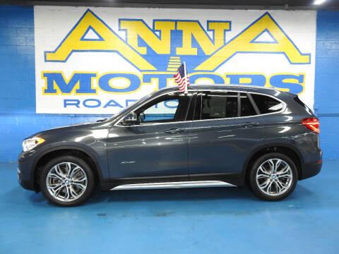 2018 BMW X1 for sale at ANNA MOTORS, INC. in Detroit MI