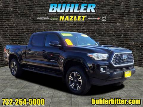 2018 Toyota Tacoma for sale at Buhler and Bitter Chrysler Jeep in Hazlet NJ