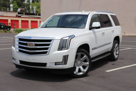 2017 Cadillac Escalade for sale at Auto Guia in Chamblee GA