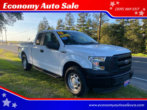 2015 Ford F-150 for sale at Economy Auto Sale in Modesto CA