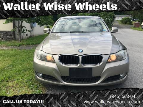 2009 BMW 3 Series for sale at Wallet Wise Wheels in Montgomery NY