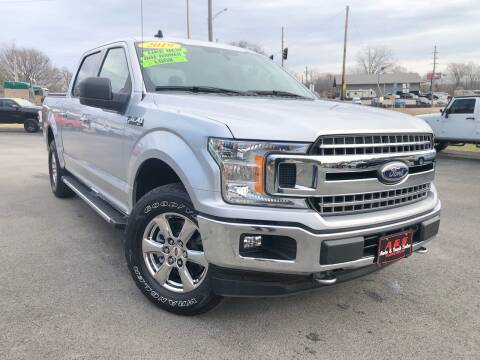2019 Ford F-150 for sale at A & S Auto and Truck Sales in Platte City MO
