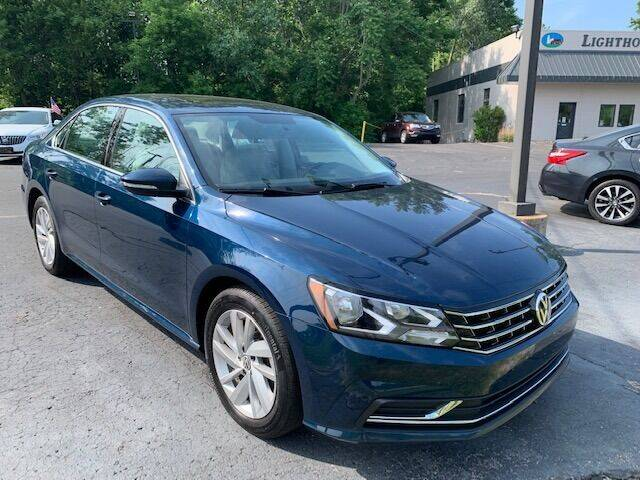 2018 Volkswagen Passat for sale at Lighthouse Auto Sales in Holland MI