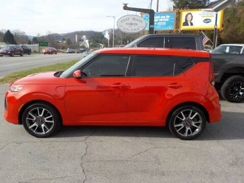 2020 Kia Soul for sale at EAST MAIN AUTO SALES in Sylva NC