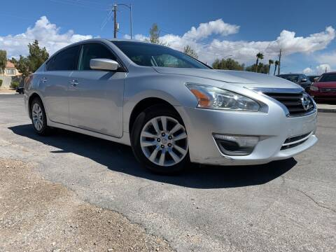 2014 Nissan Altima for sale at Boktor Motors in Las Vegas NV