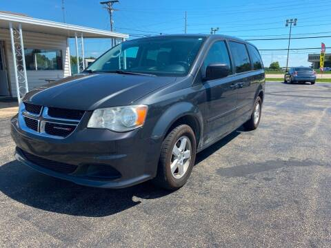 2012 Dodge Grand Caravan for sale at Thunder Auto Sales in Springfield IL