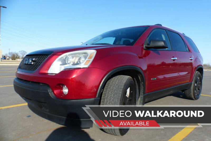 2010 GMC Acadia for sale at Macomb Automotive Group in New Haven MI