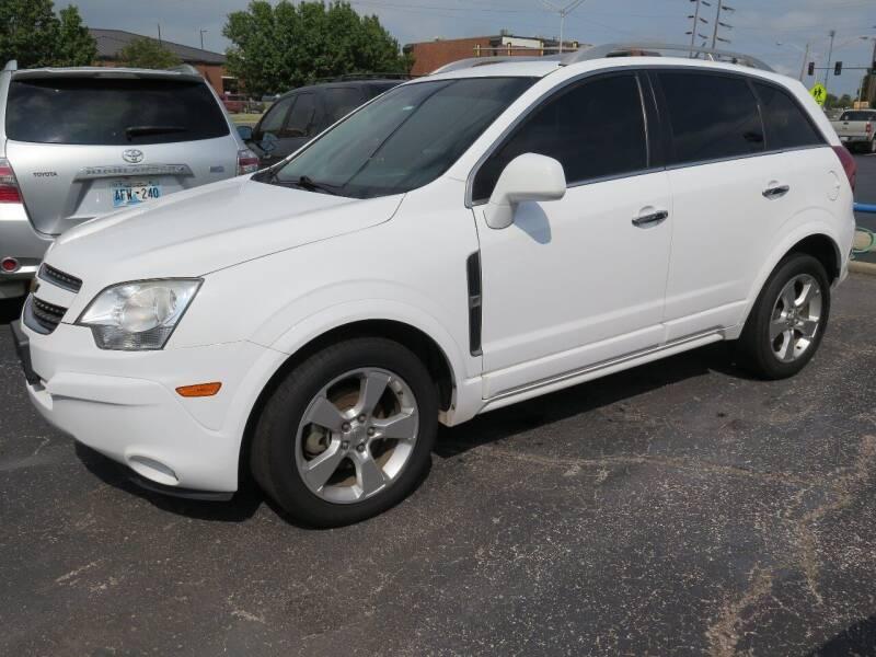 2014 Chevrolet Captiva Sport for sale at United Auto Sales in Oklahoma City OK
