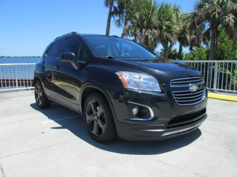 2016 Chevrolet Trax for sale at Best Deal Auto Sales in Melbourne FL