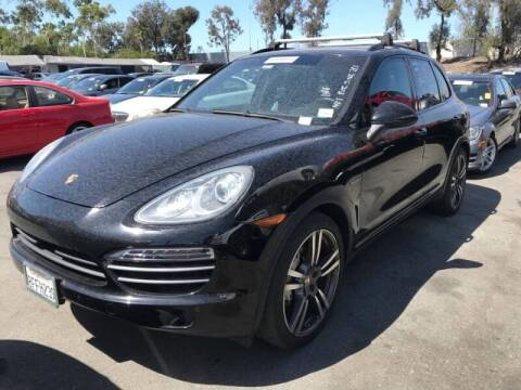2013 Porsche Cayenne for sale at SoCal Auto Auction in Ontario CA
