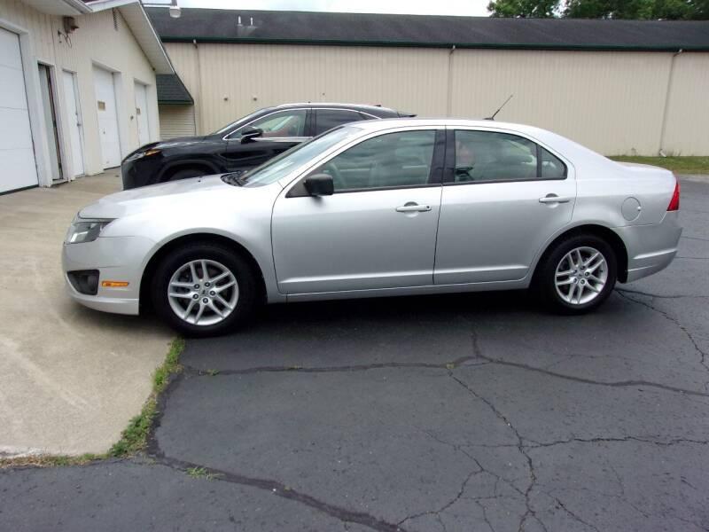 2012 Ford Fusion for sale in Portage, MI