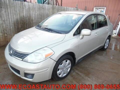 2009 Nissan Versa for sale at East Coast Auto Source Inc. in Bedford VA