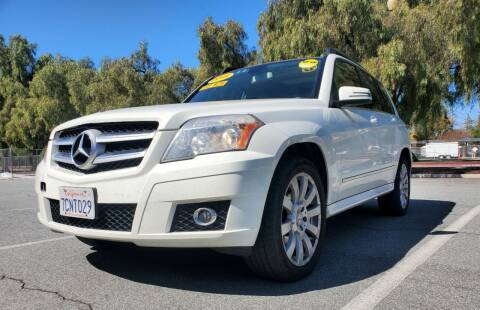 2011 Mercedes-Benz GLK for sale at ALL CREDIT AUTO SALES in San Jose CA